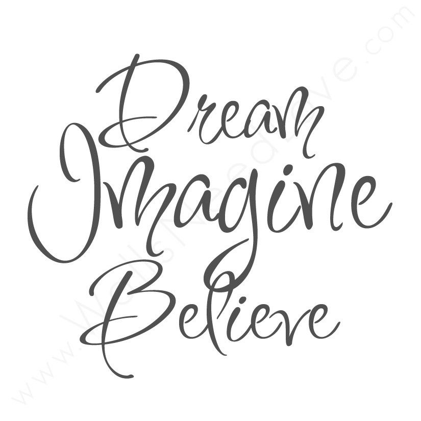 Tattoo Quotes Dreams Hope Belief: Motivation! Hope! Faith! Believe