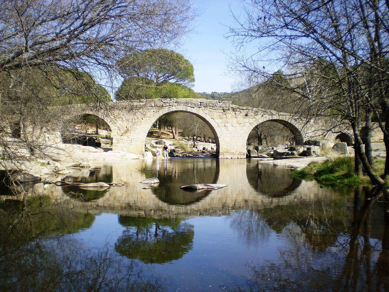 Valdemaqueda Puente de la Mocha