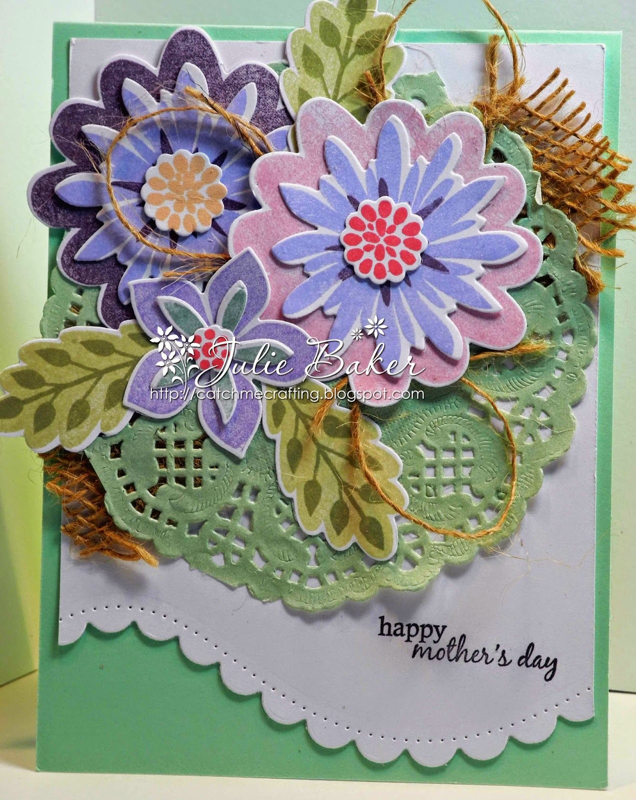 cards made with mothers love stampin up  google search