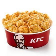 chicken rocks kfc