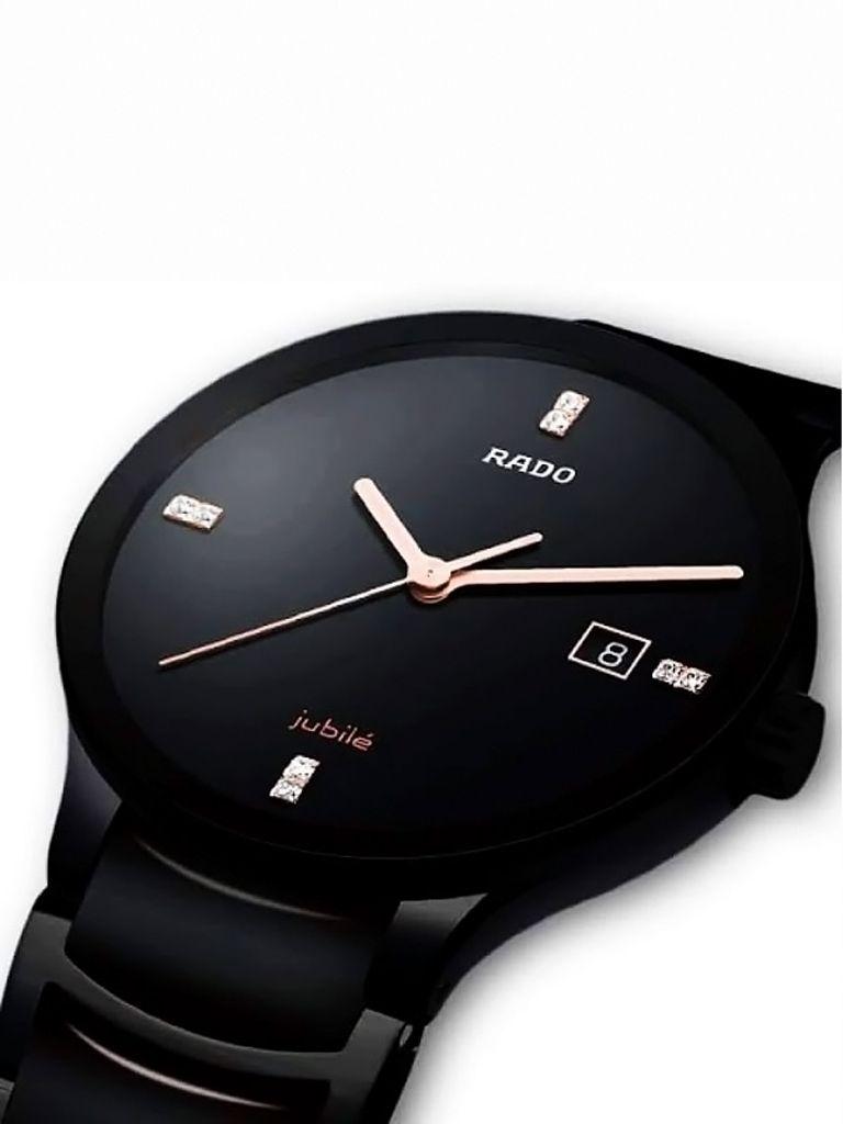Account Suspended Wrist Watch Black Watch Rado