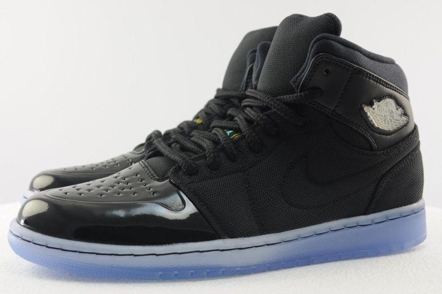 Nike Air Jordan 1 Retro 95 Txt Black Gamma Blue Sz 11 5 616369 089 Rare Air Jordans Jordans Fresh Shoes