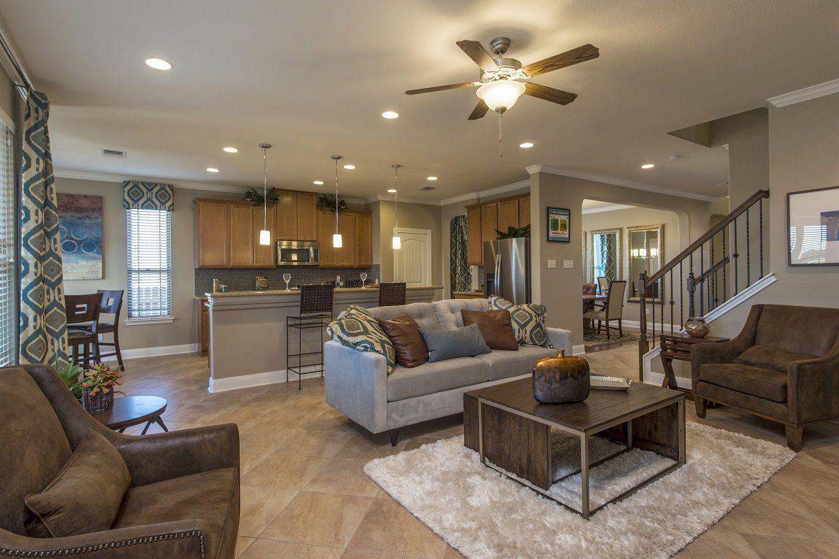 Crystal Crossing, a KB Home Community in Leander, TX (Austin / San ...