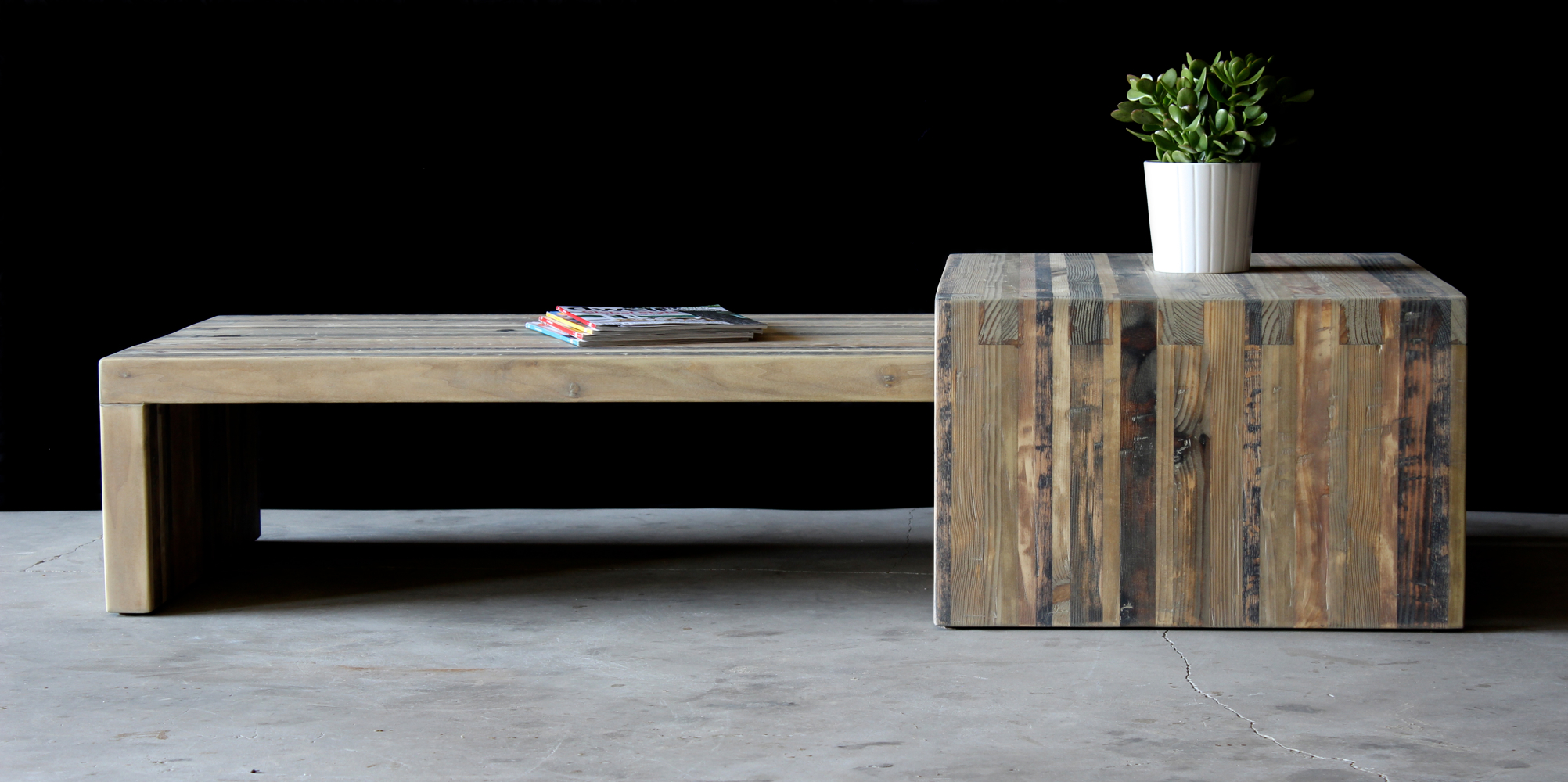 Wow wood seventeen20 is a small furniture company specializing in hand crafted industrial and modern furniture design and production