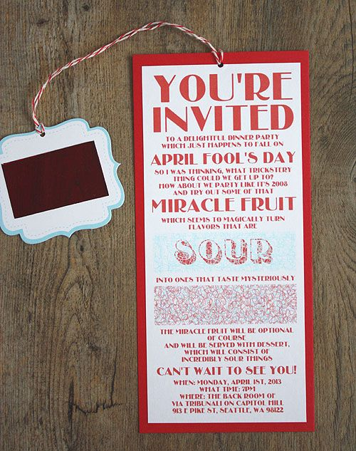 not martha u2014 throwing a dinner party with thanks to Go Mighty with - dinner party invitation sample