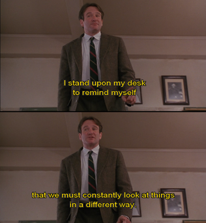 Falling With Style Movies Dead Poets Society Quotes Best Movie Quotes Dead Poets Society