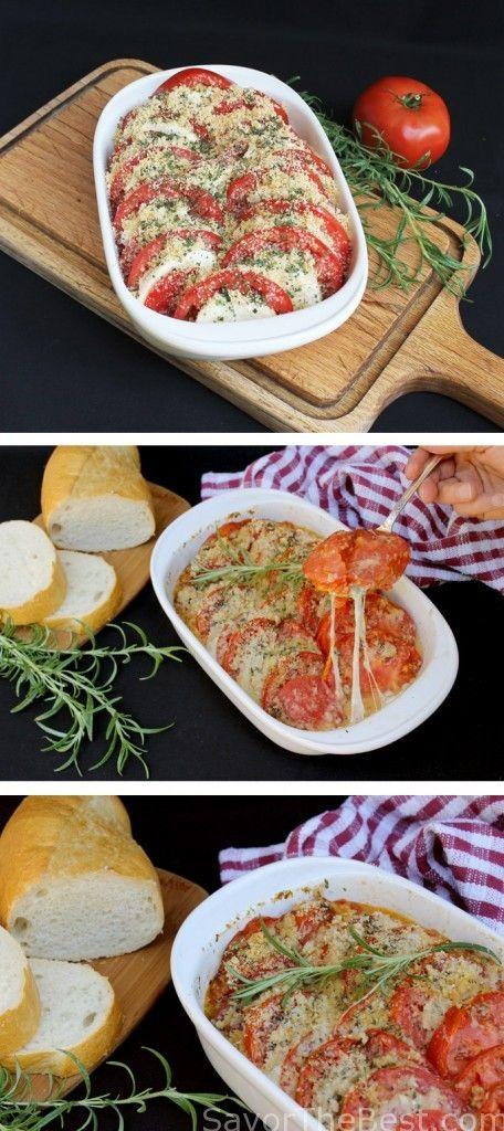 Tomato casserole recipe vegetarian casserole casserole and tasty veggies forumfinder Choice Image