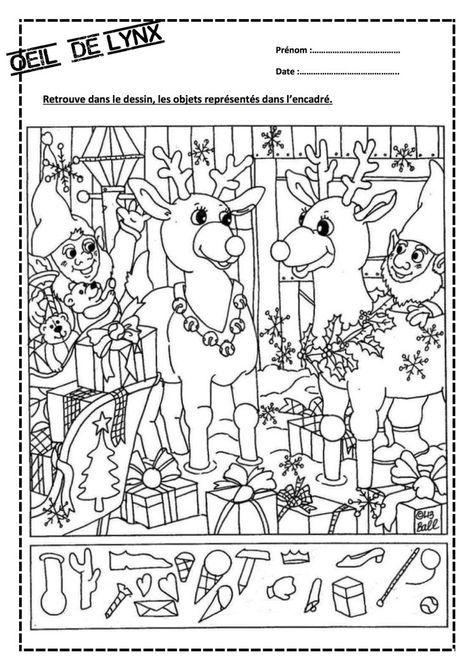 oeildelynx  weihnachtsarbeitsblätter malvorlagen für