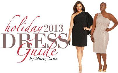 PLUS Model Magazine Highlight: Holiday 2013 Dress Guide by PMM Blog Editor Marcy Cruz - http://www.plus-model-mag.com/2013/12/plus-model-magazine-highlight-holiday-2013-dress-guide-by-pmm-blog-editor-marcy-cruz/