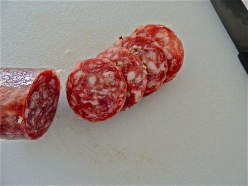 Caesar with Sopressata, a recipe on Food52