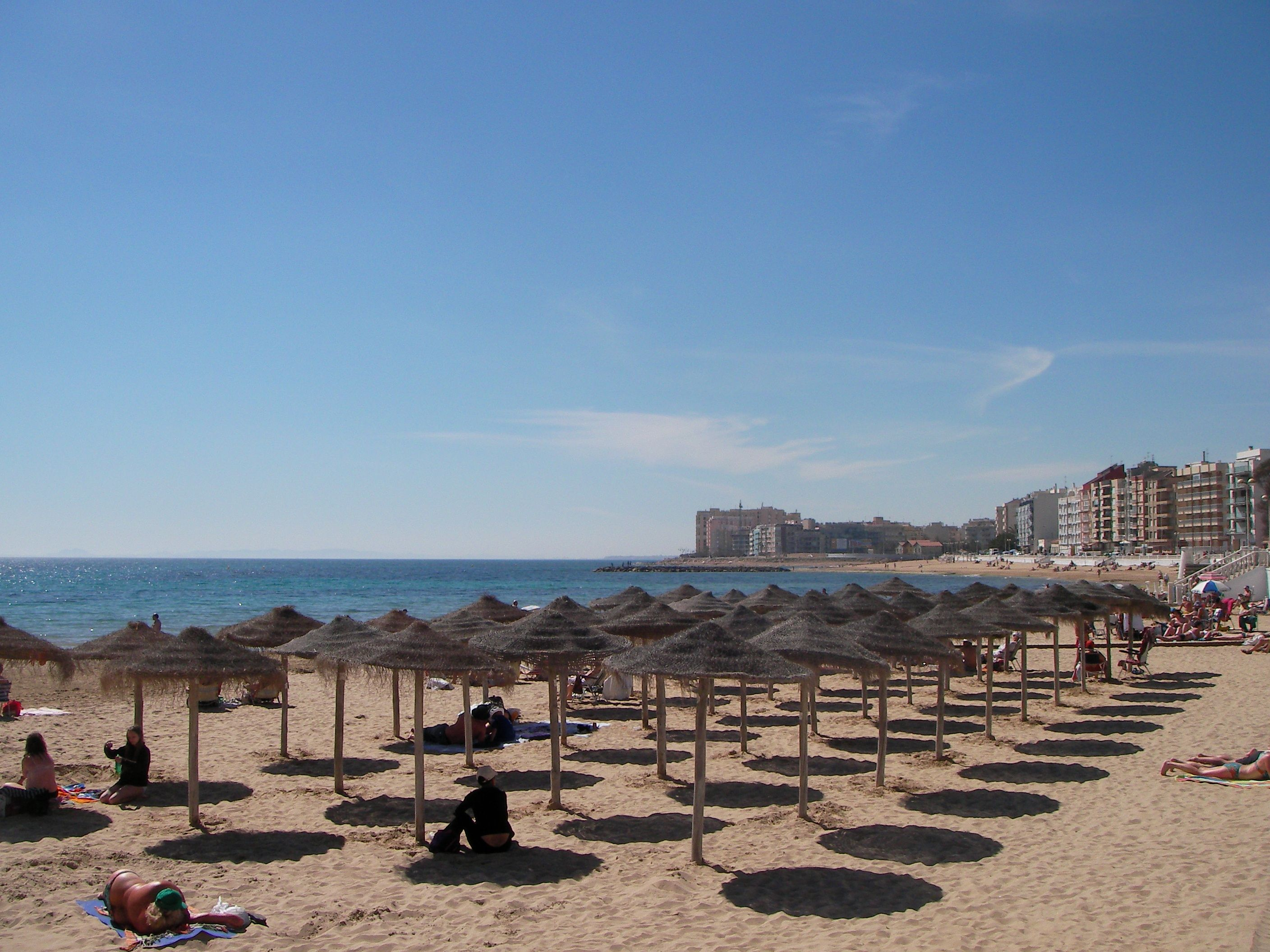 Los Locos Beach Apartment Holiday Lets In Torrevieja Spain Travel Torrevieja Spain Tourist Sites