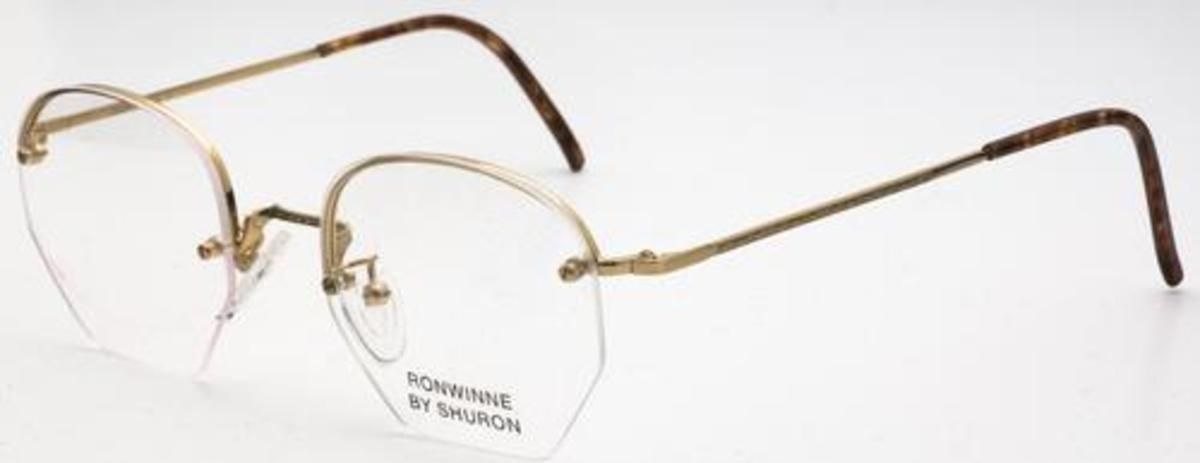 Shuron Ronwinne Eyeglasses Frames – 35% off Authentic Shuron glasses ...