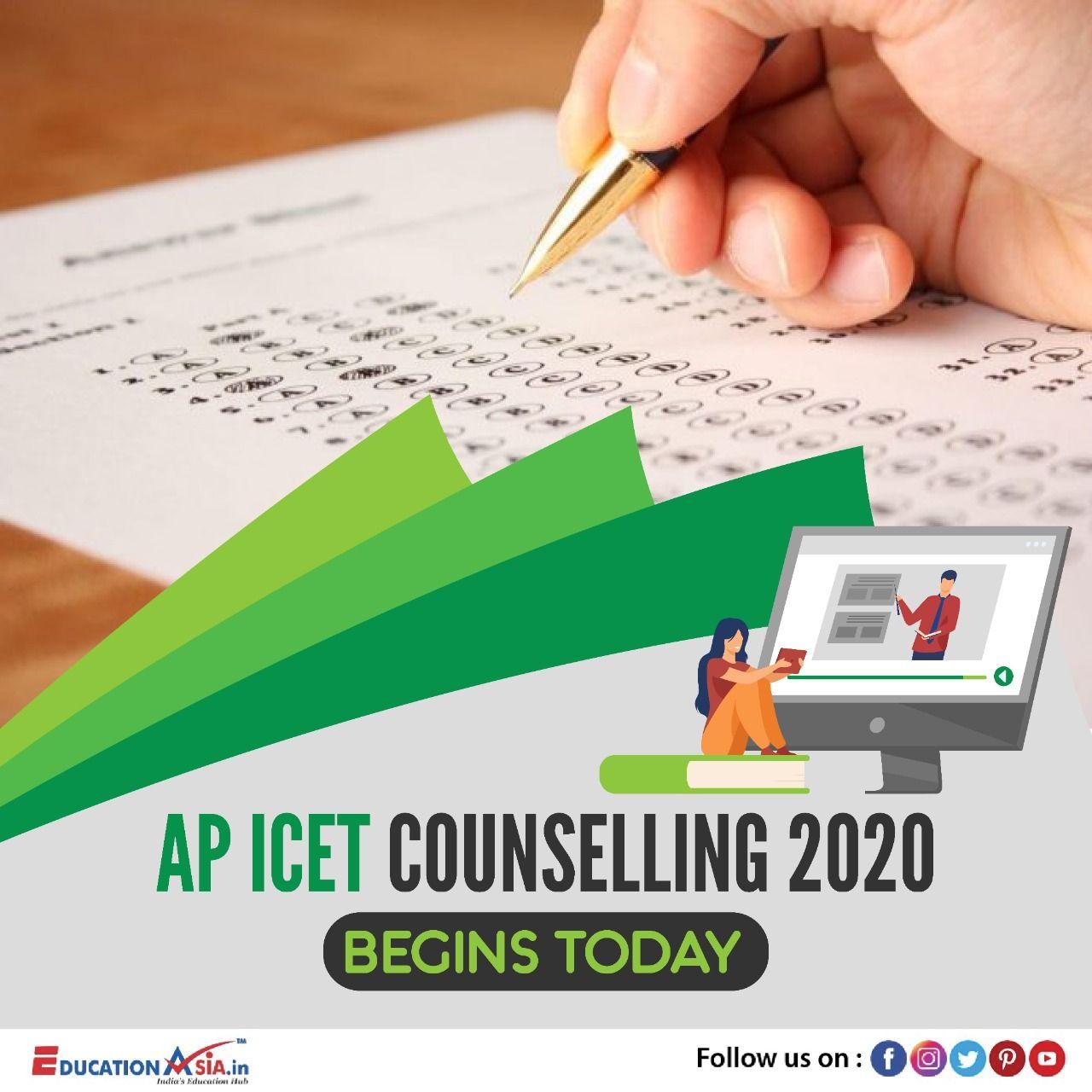 Ap Icet 2020 In 2021 Exam Counseling Top Universities