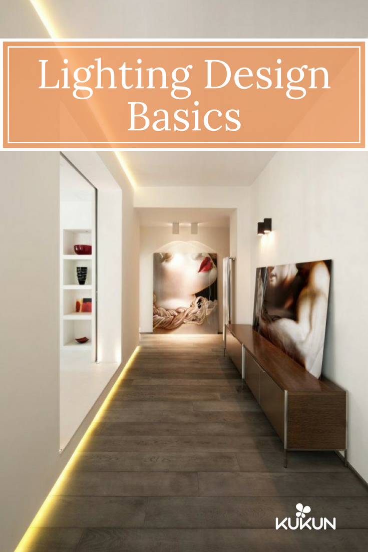 Lighting Design Basics Will Help You Create A Perfect Home