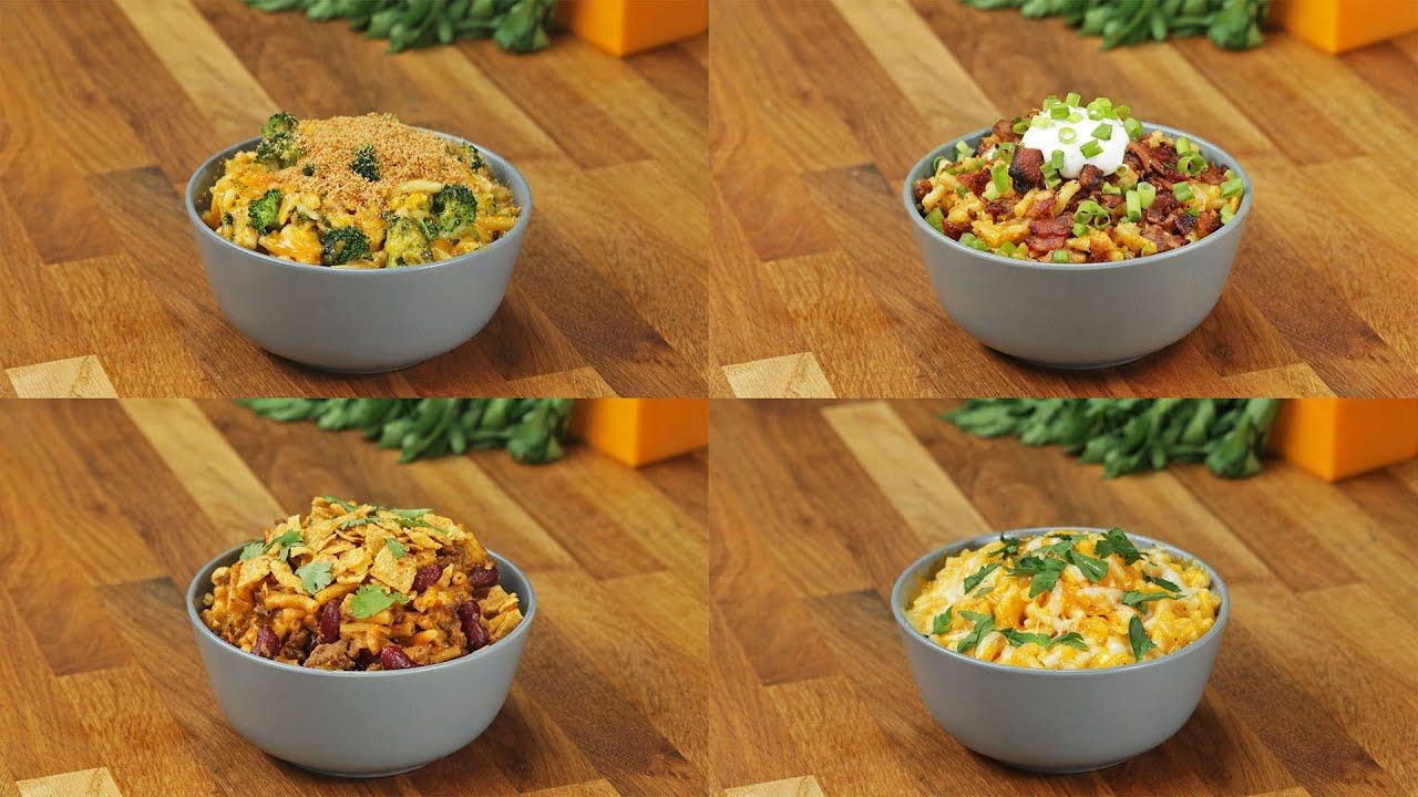 Better boxed mac n cheese youtube with images cheese