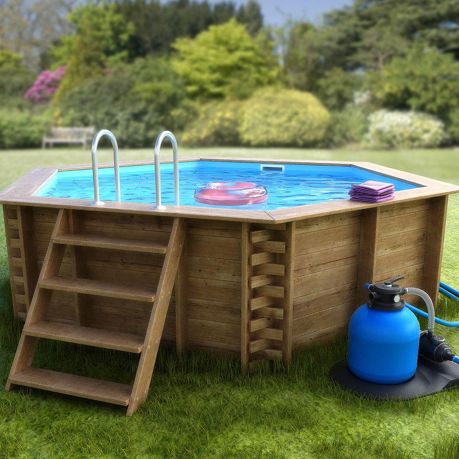 Obj Garden Pool Exterior - 3D Model | 3D-Modeling | Pinterest ...