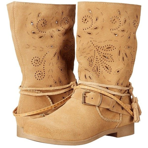 Coolway Nimfa Women's Boots (105 CAD) ❤ liked on Polyvore featuring shoes,  boots