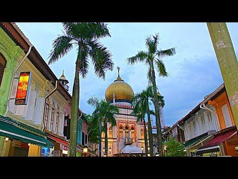 Arab Street And Haji Lane Singapore Arab Street Is Not A Street But A Neighborhood In Singapore It Is Locate Singapore Romantic Places Haji Lane Singapore