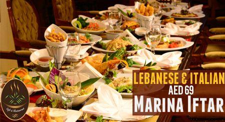 Dine In At The Luxurious Maxine Restaurant Cafe At Dubai Marina