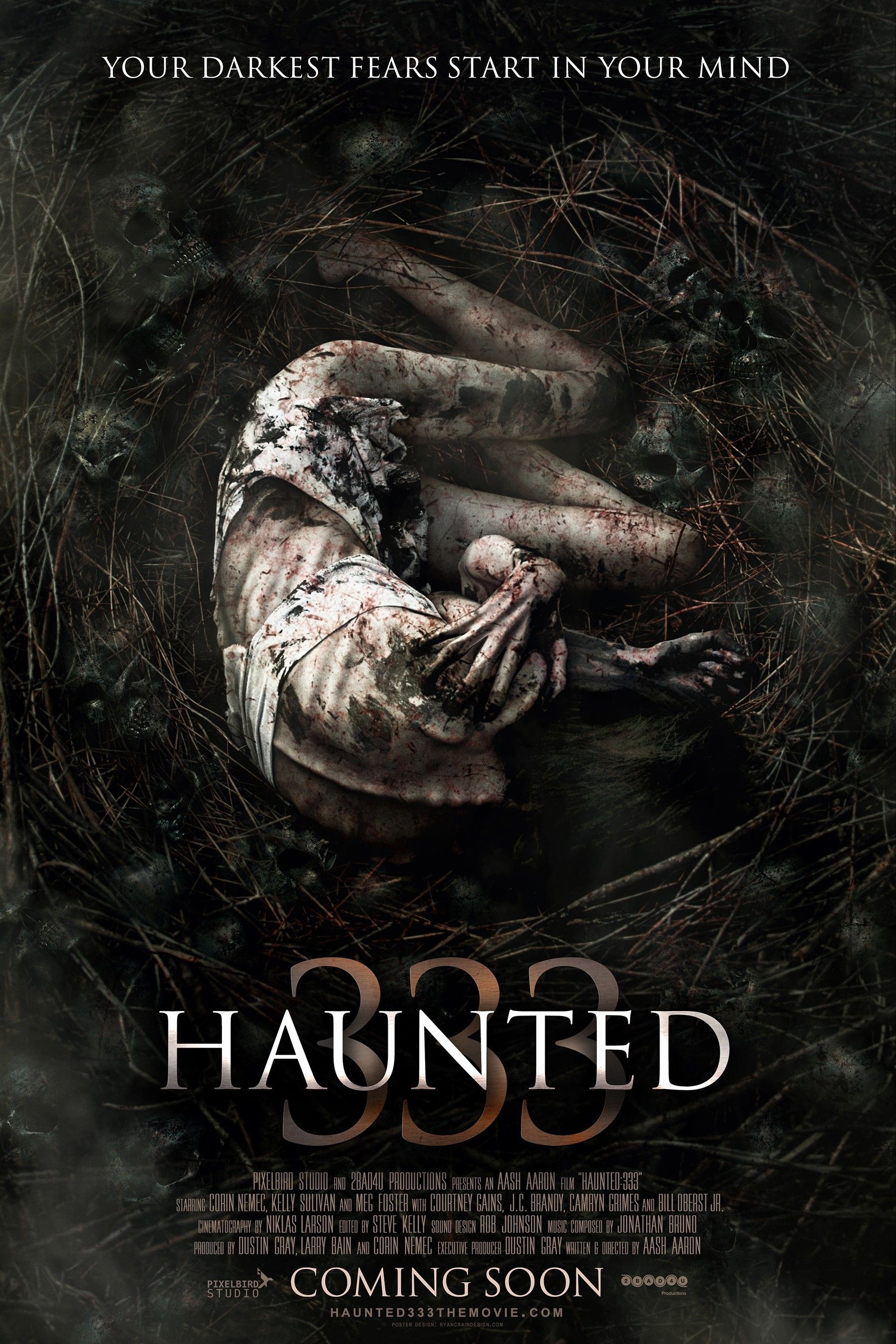 Haunted 333 (2016) | Movies/Horror in 2019 | Pinterest ...
