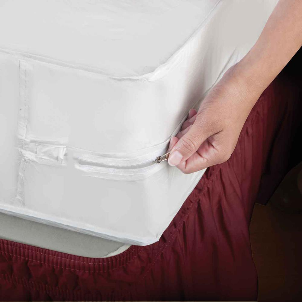 vinyl mattress protector white mattress and products