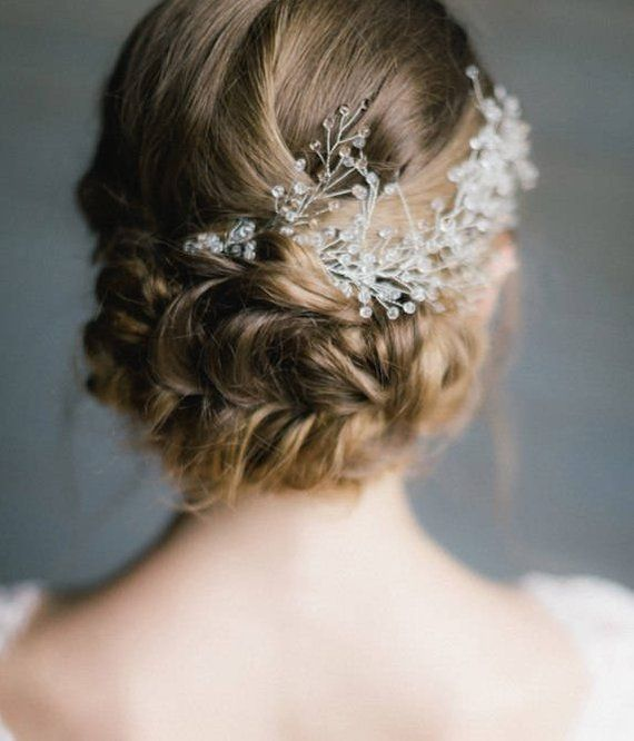 Bridal Hair Vine Crystal Hair Vine prom hair
