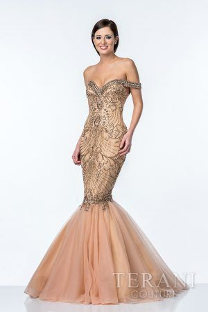 Terani couture is known for having the best pageant dresses in the ...