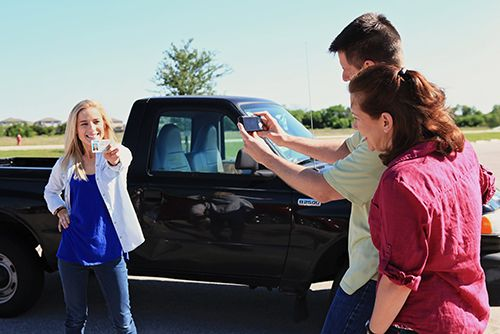Teens Biggest Safety Threat Is Sitting On The Driveway Teen