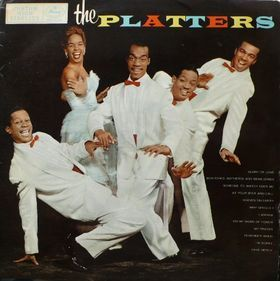 The Platters 1956 Mercury Their First Lp Lp