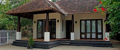 The Frangipani Marari Beach Mararikulam Kerala House Design
