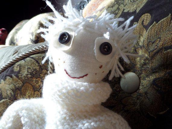Country Rag DollHandmade Rag DollHuman Figure by CodettiSupply, $30.00