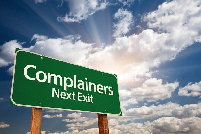 Image result for complainers