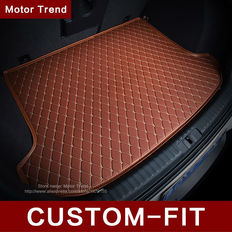 Custom Fit Car Trunk Mat For Land Rover Discovery 3 4 Freelander Sport Range Rover Sport Evoque 3d Carstyling Carpet Cargo Lin Fit Car Cargo Liner Lexus Ct200h