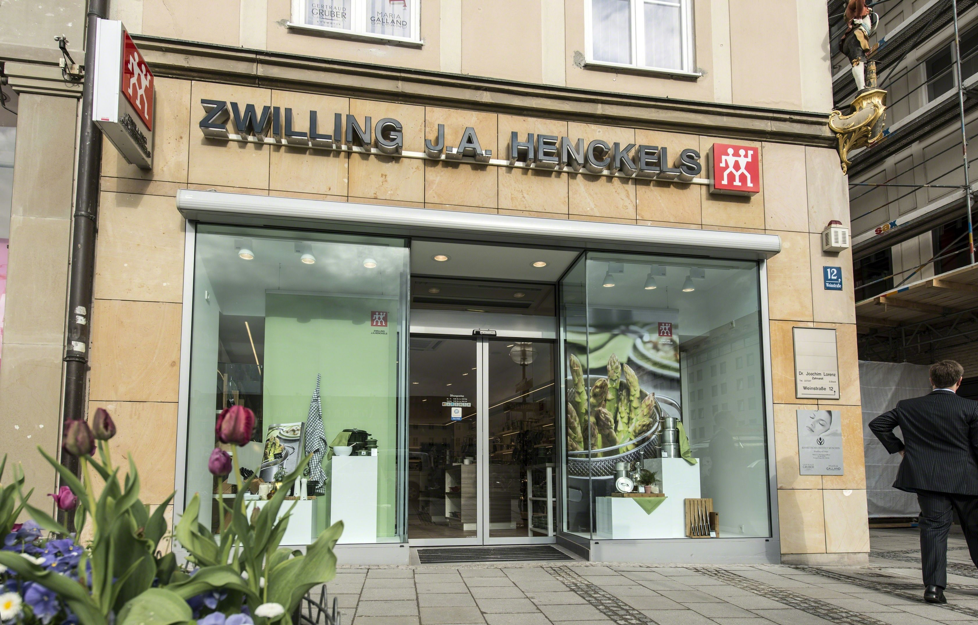 Awesome ZWILLING Shop M nchen