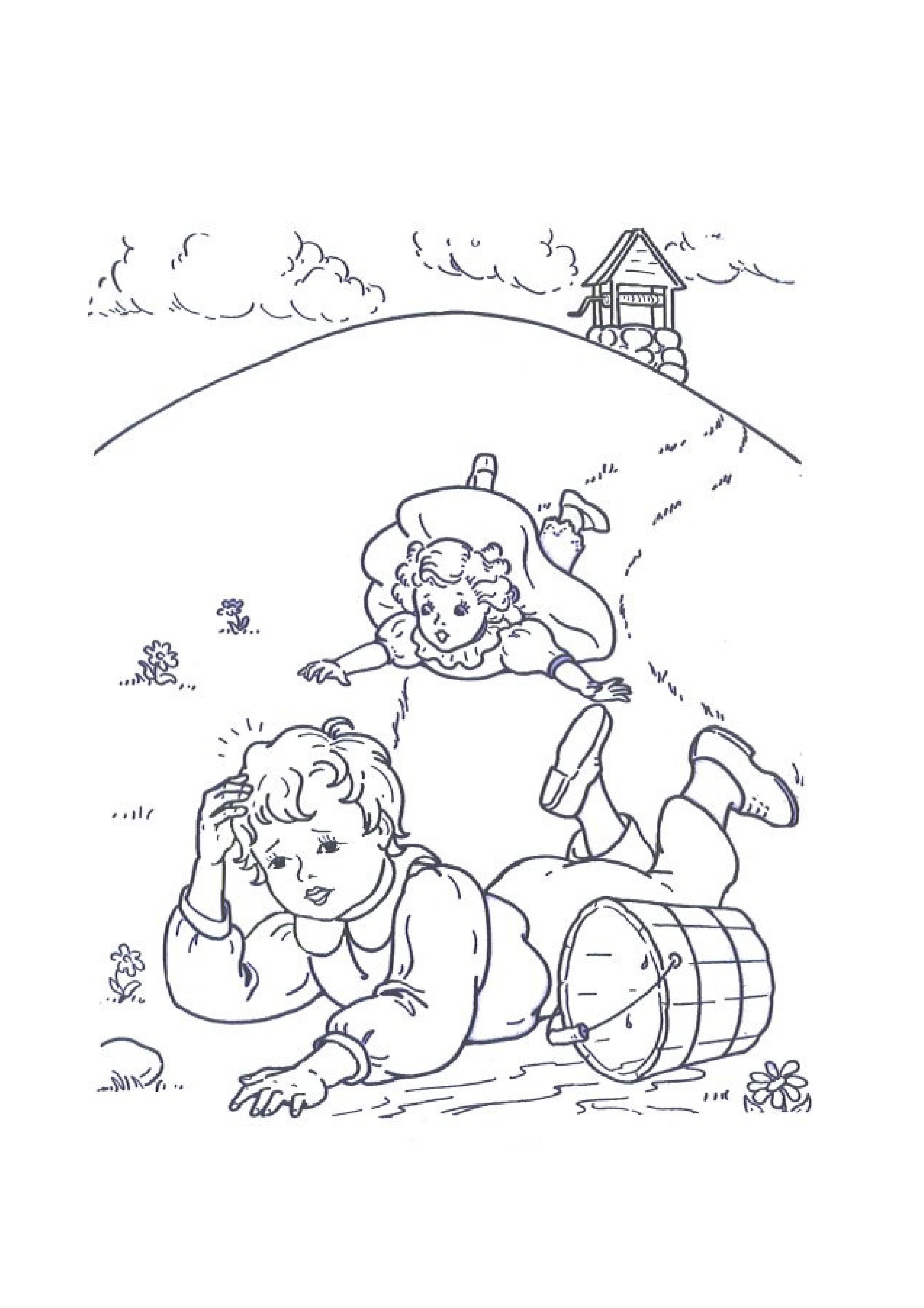 nursery-rhymes-coloring-pages-printable-free-download-sheets-for ...