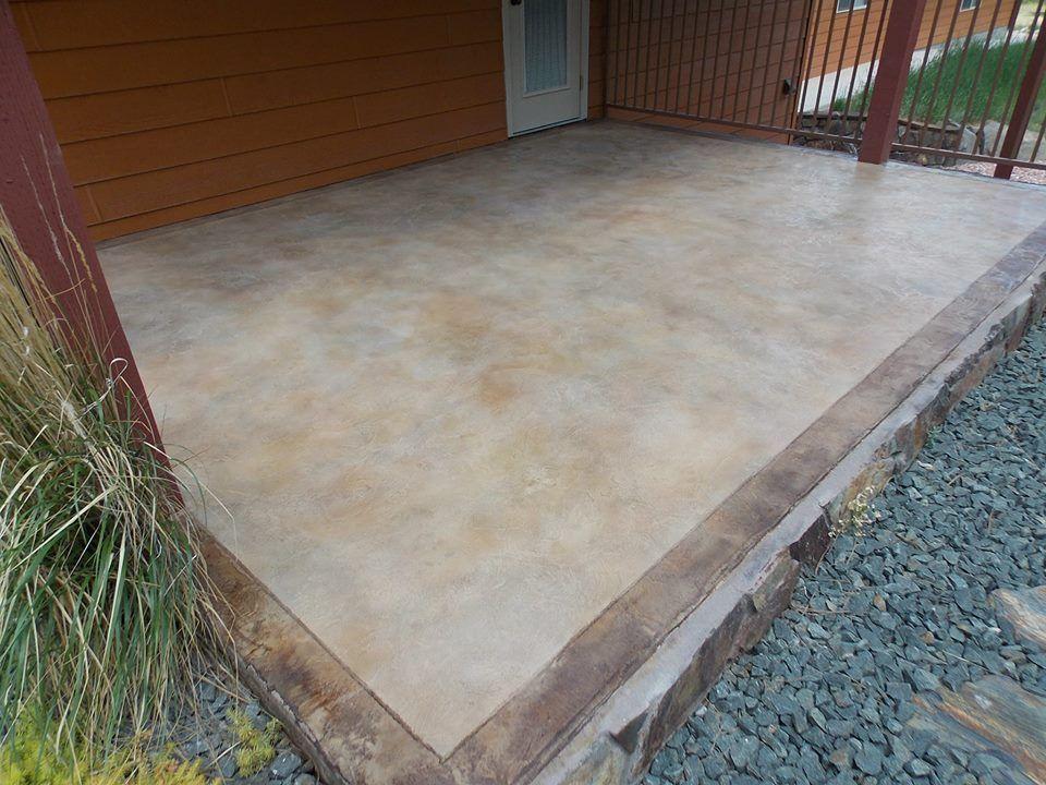 Awesome Resurface Concrete | Concrete Resurfacing U0026 Staining | Countertop  Refinishing Rapid City