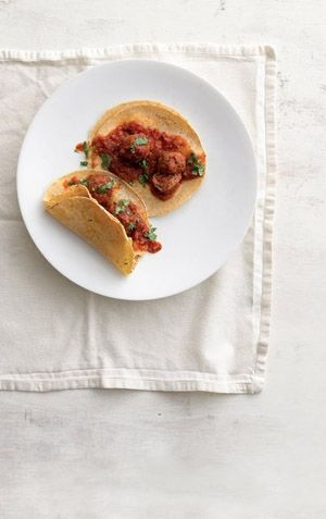 Albondigas Tacos With Chipotle Sauce - Our Favorite Prenatal Recipes - Fit Pregnancy - Page 7