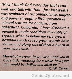 George Washington Carver Quotes Gw_Carver_Quote  Manning's Board  Pinterest