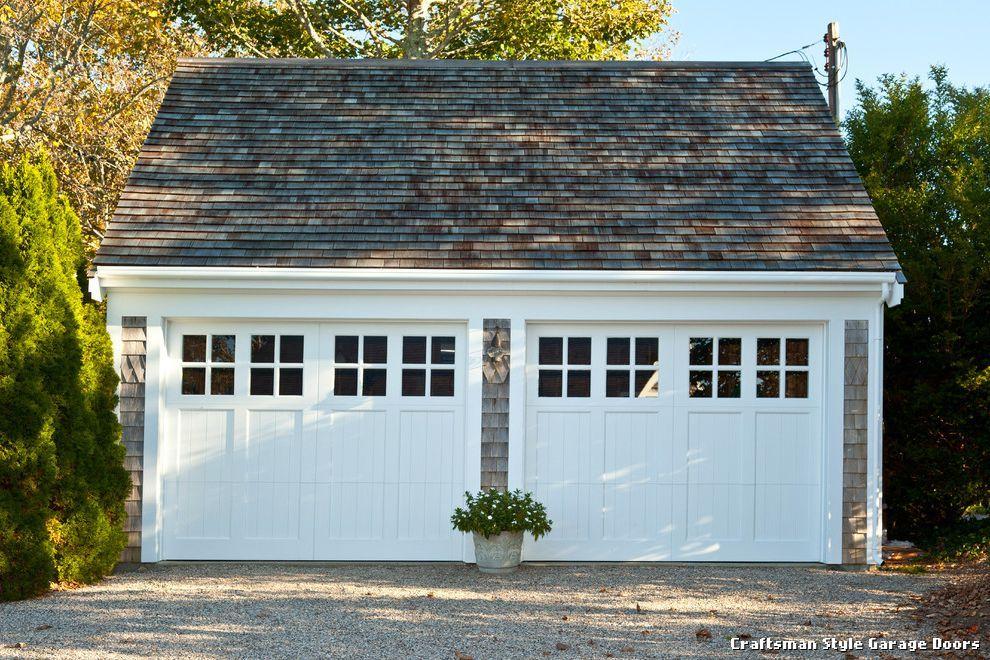 Garage Doors With Contemporain Salle De