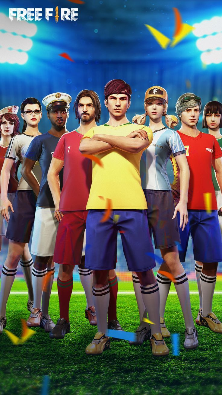 Wallpaper Free Fire Fire Image Free Avatars Game Download Free