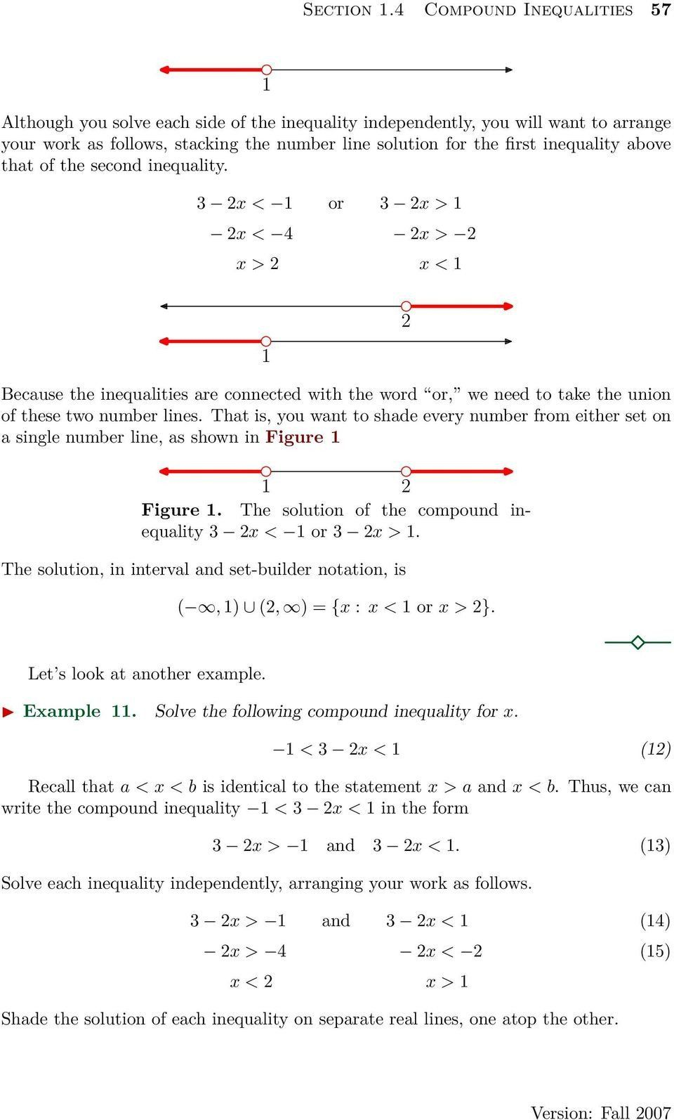 Compound Inequalities Worksheet Answers 1 4 Pound Inequalities Pdf Free Download In 2020 Graphing Inequalities Graphing Quadratics Word Problem Worksheets