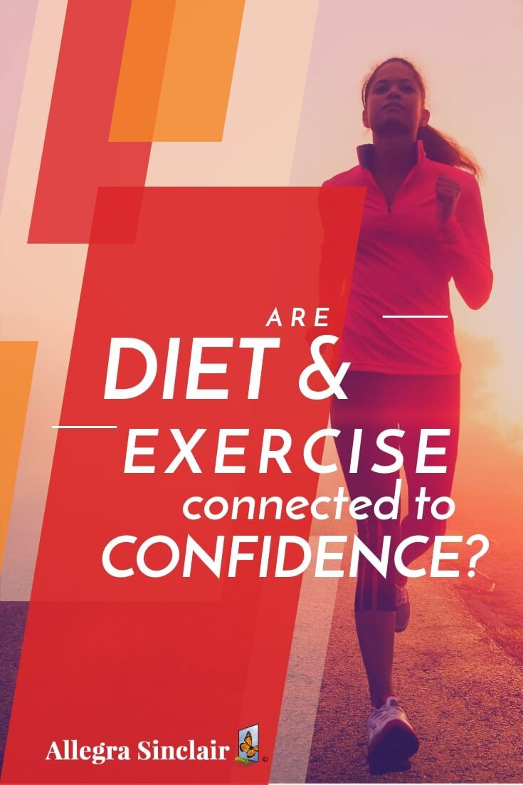 picture The Self-Confidence Diet
