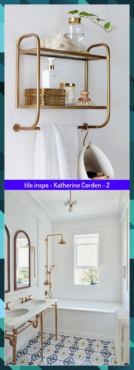 tile inspo - Katherine Corden - 2 #Corden #inspo #Katherine #tile