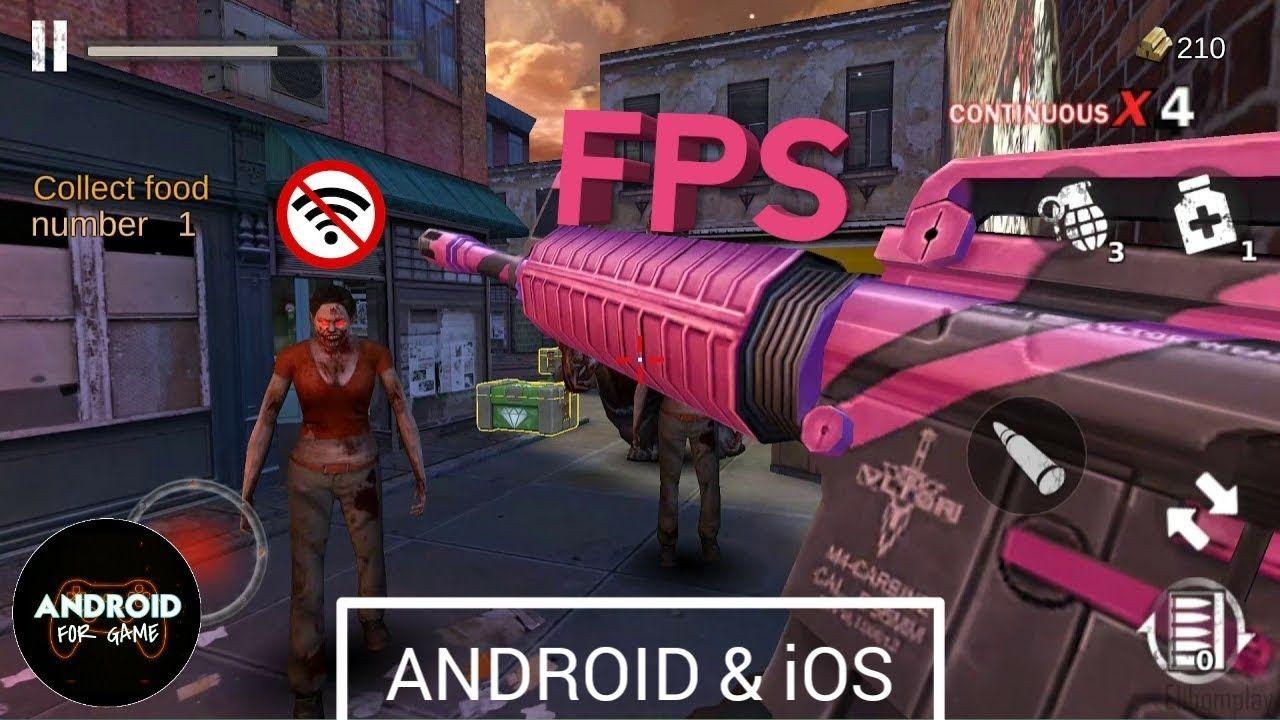 Top 10 Game FPS Offline Untuk Android & iOS (Grafik