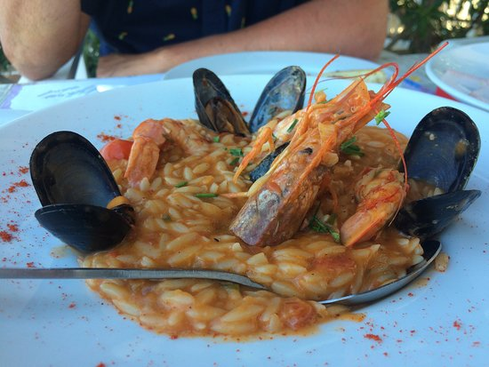 Photo of Seafood barley – Delicious