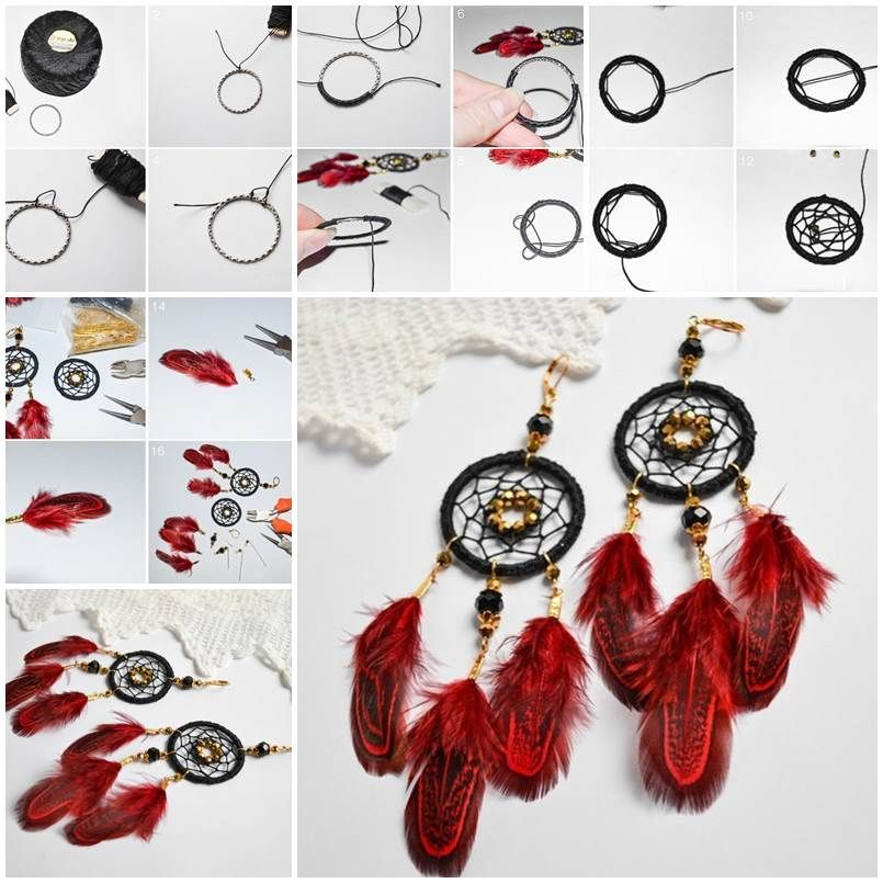 Dream catchers are one of the most fascinating traditions of Native Americans. The traditional dream catcher was intended to protect the sleeper from negative or bad dreams, while letting positive dreams come through.The positive dreams would go through the hole in the center of the dream catcher, and slide down …