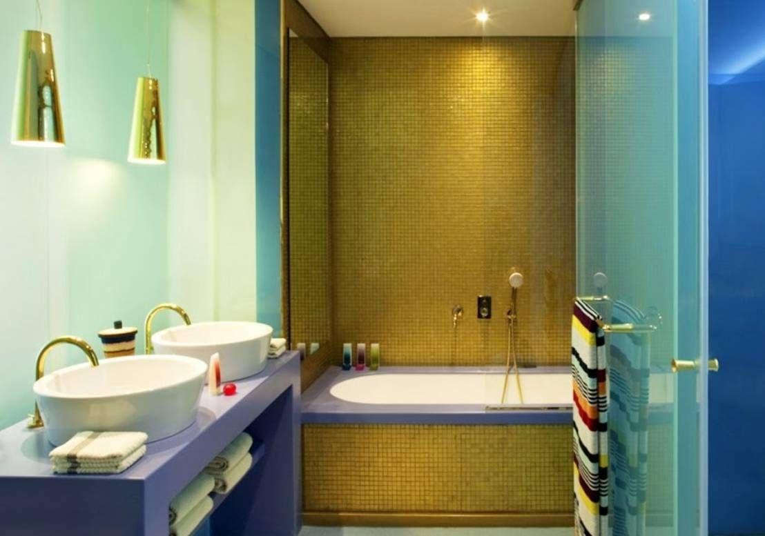 9 tipps, die deine wohnung zum strahlen bringen, Badezimmer ideen
