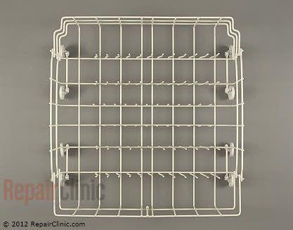 Westinghouse Dishwasher Lower Dishrack Assembly 808602302 Fast Shipping Frigidaire Dishwasher Dishwasher Dishwasher Parts