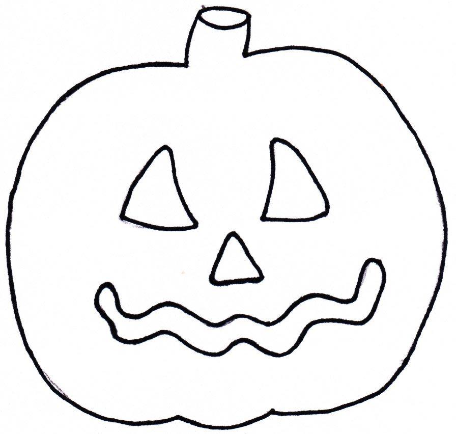 Halloween basteln Vorlagen & Ideen zum Ausdrucken (mit