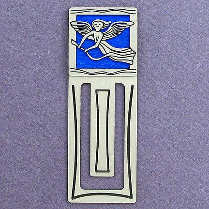 Angel Bookmark - Engraved | Kyle Design
